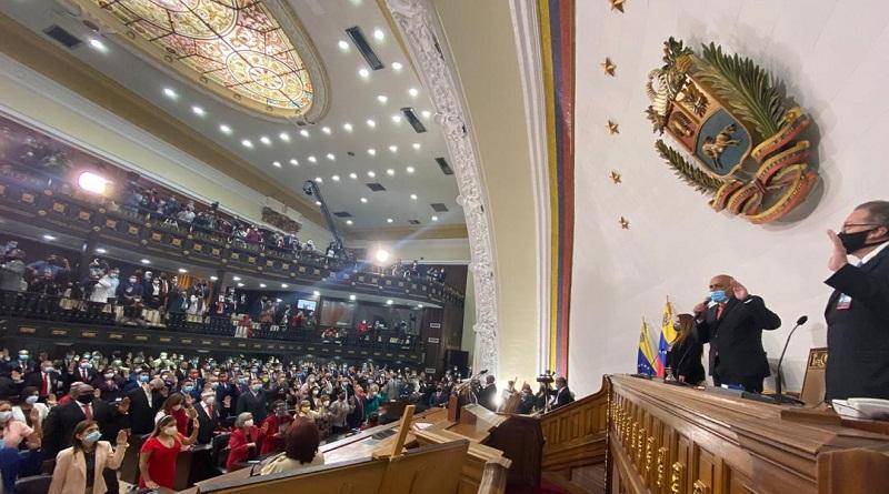 Elegida junta directiva de la nueva Asamblea Nacional