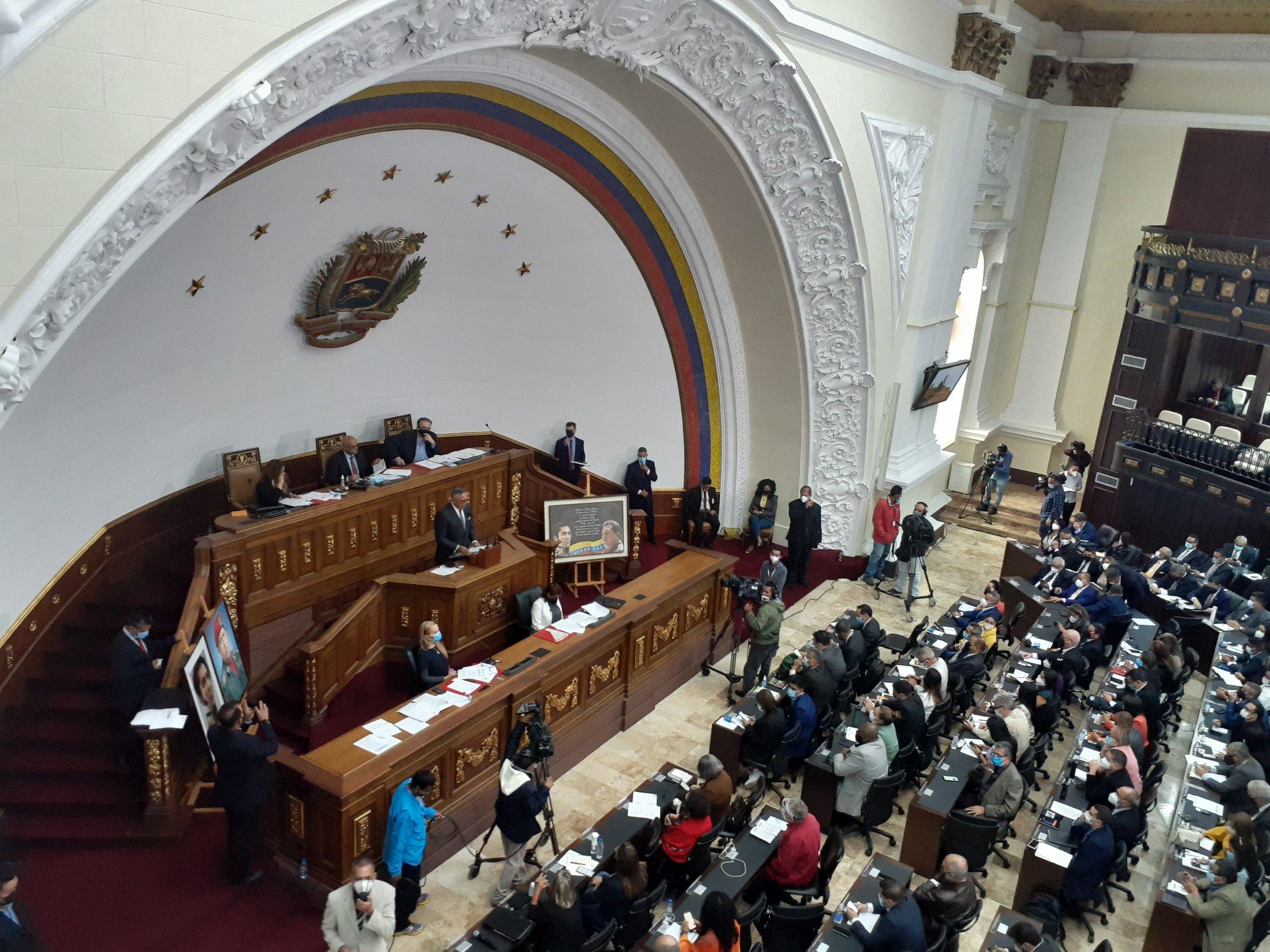 Asamblea Nacional aprueba reforma parcial del Reglamento de Interior y de Debates