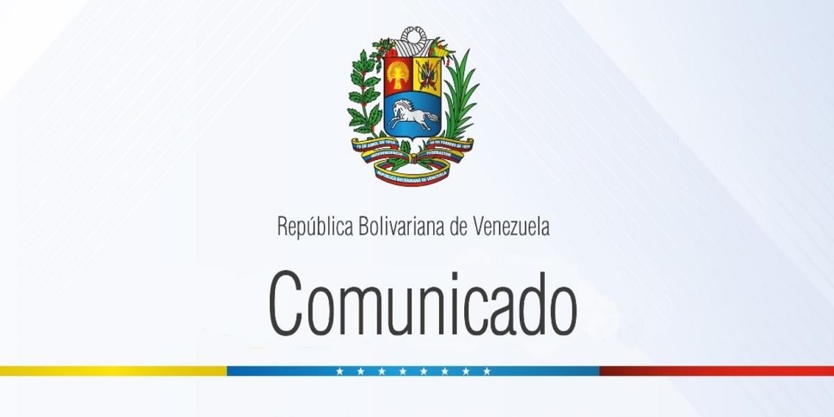 Venezuela denuncia ante comunidad internacional nueva agresión del gobierno saliente de Donald Trump