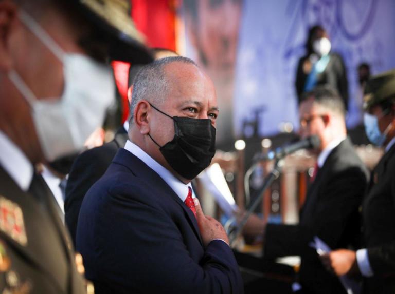 Diputado Cabello: levantaría mis dos manos por una novena estrella para el Zulia