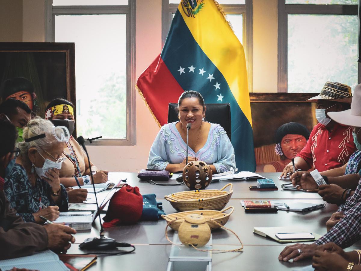 Asamblea Nacional instala comisiones de los Pueblos Indígenas y Ambiente