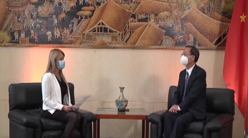 China asegura que Venezuela será prioridad en suministro de vacunas contra la COVID-19