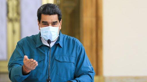 Presidente Maduro decreta cuarentena radical del 04 al 10 de Enero