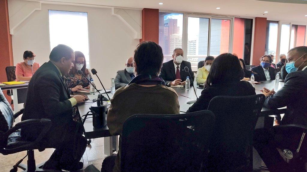 Comisión de Medios de Comunicación de la AN creará estrategias para difundir la verdad de Venezuela