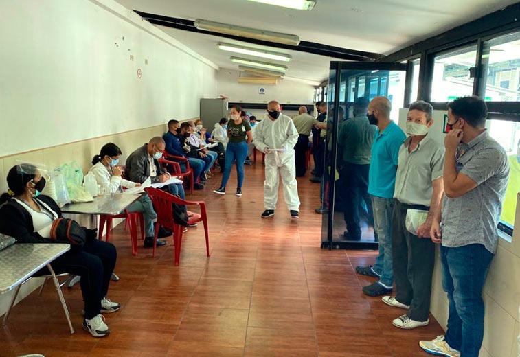 Tribunales de Caracas celebraron 48 audiencias preliminares durante la flexibilización