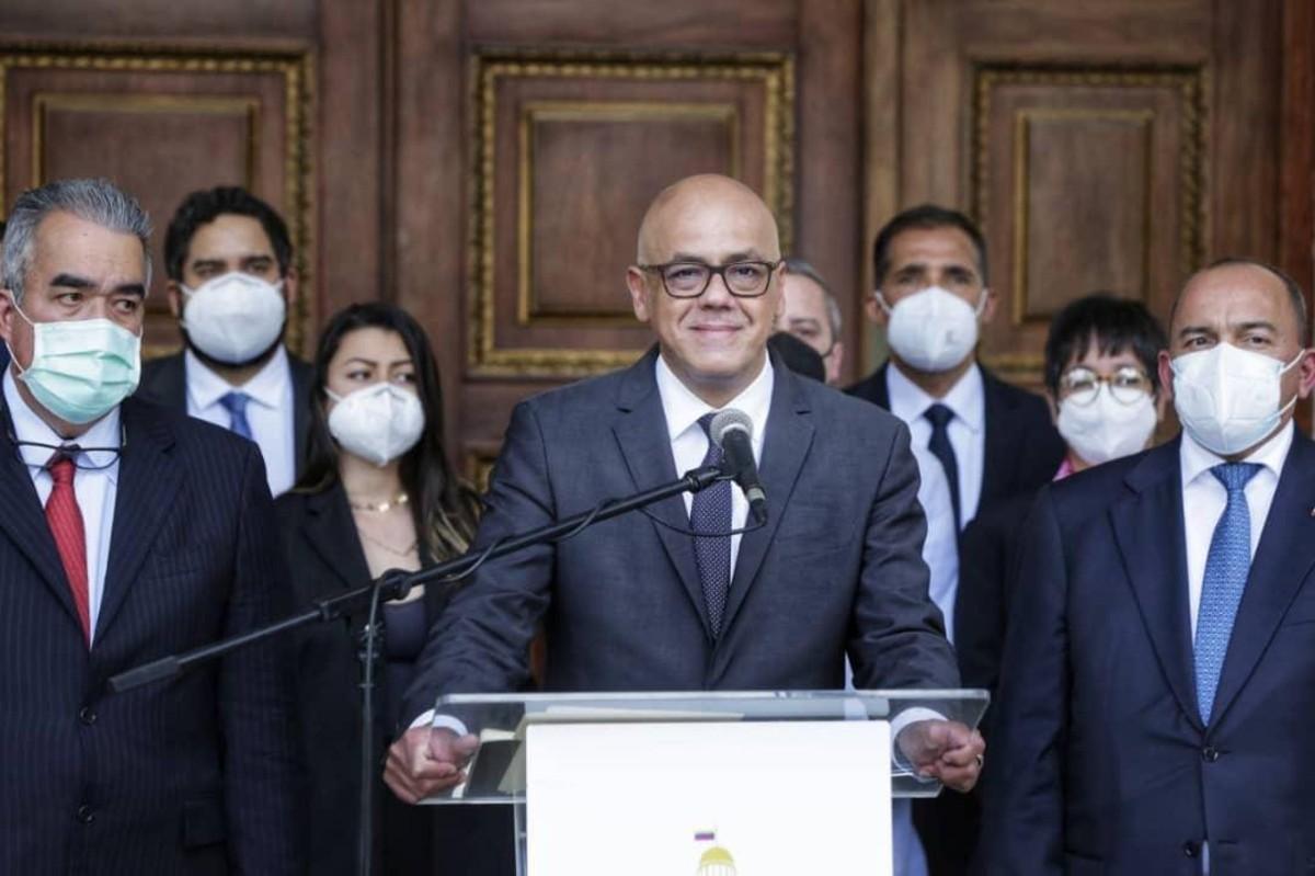 Instalada la Comisión para el Diálogo, la Paz y la Reconciliación de Venezuela
