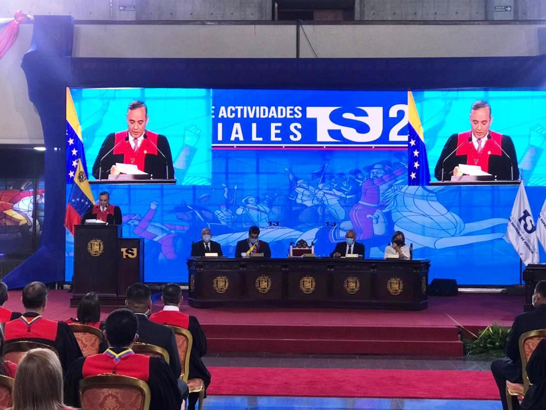 TSJ insta a la AN plantear las reformas para la transformación de leyes