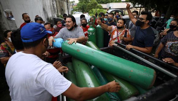 COVID 19 | Bolsonaro desatiende la crisis hospitalaria en Manaos