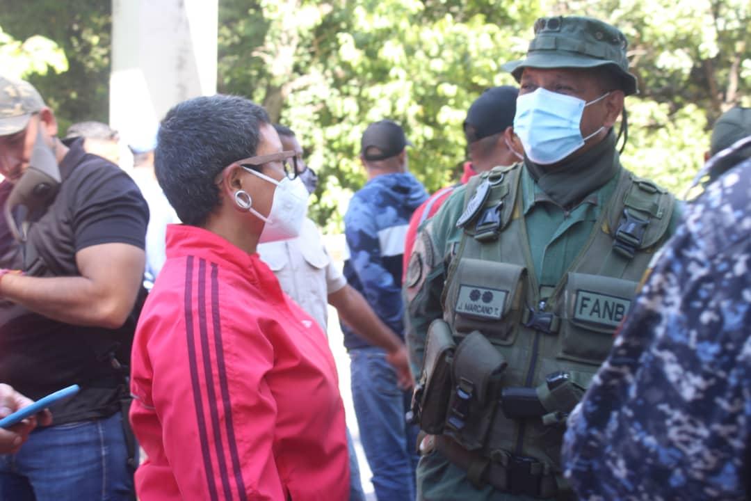 Gobierno Nacional inició trabajos de investigación tras desplome del puente peatonal de San Agustín