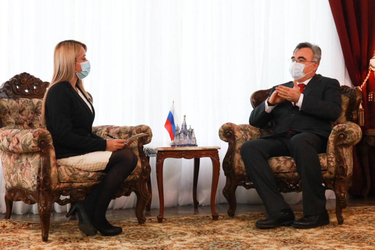 Rusia destaca efectividad de esquema 7+7 para combatir el COVID-19 en Venezuela