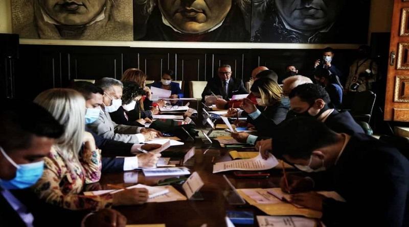 Comisión Permanente de Política Interior estableció tres áreas de trabajo