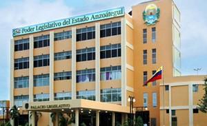 Comisión del Consejo Legislativo impulsará renovación de Anzoátegui