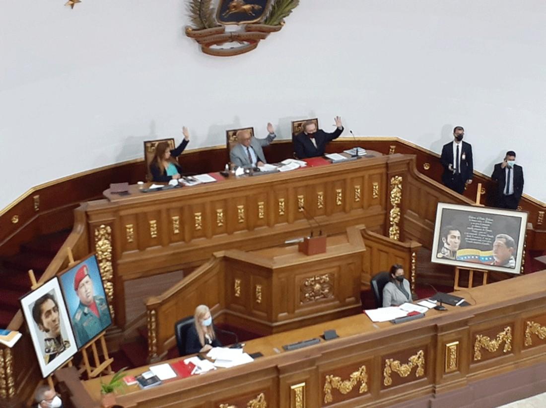 AN aprueba modificar Ley de regularización de períodos constitucionales de poderes públicos, estadales y municipales