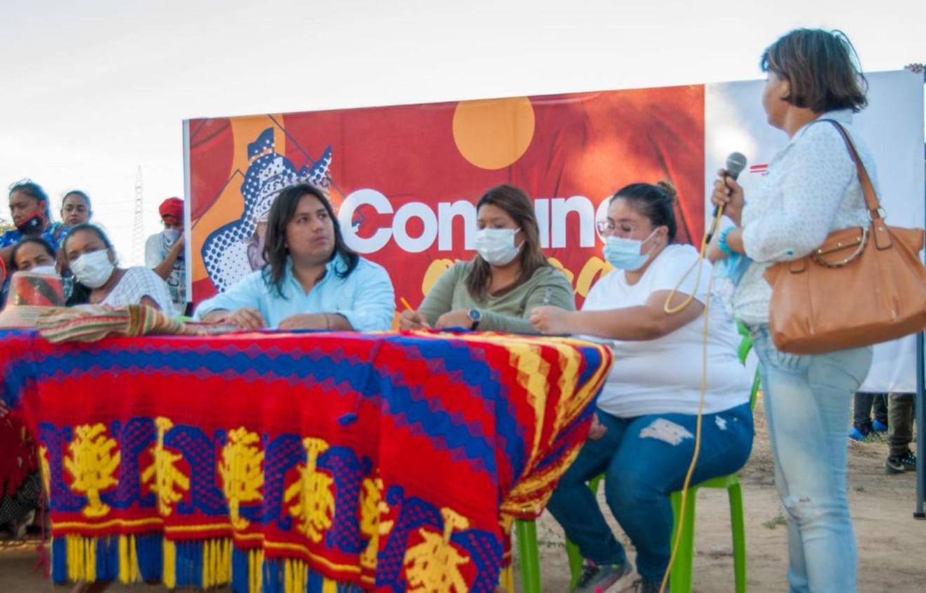 Fidel Madroñero: «La ciudad comunal no se decreta, se construye»