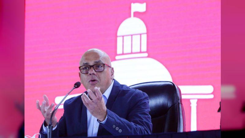Jorge Rodríguez: luchas de los pueblos tienen un antes y después del 4F