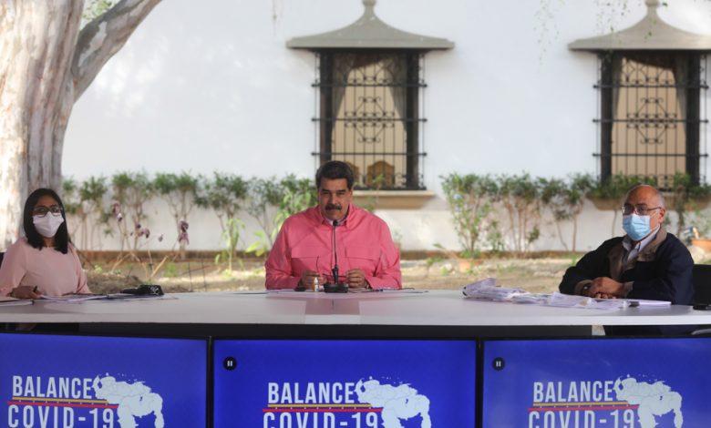 Venezuela inicia febrero con semana radical bajo el esquema del 7+7