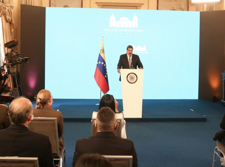 Presidente Maduro apoya propuesta de elección unificada de gobernadores y alcaldes