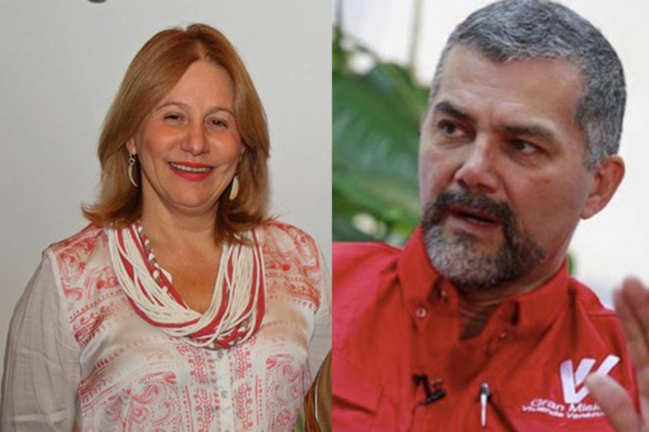 Presidente Maduro extiende sus condolencias al diputado Ricardo Molina por la partida física de su esposa