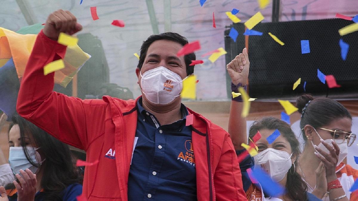 Ecuador decidirá en segunda vuelta quién será su próximo presidente