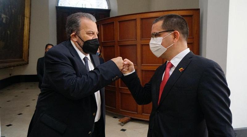 Parlamento y cancillería trabajarán unidos para vencer las agresiones contra Venezuela
