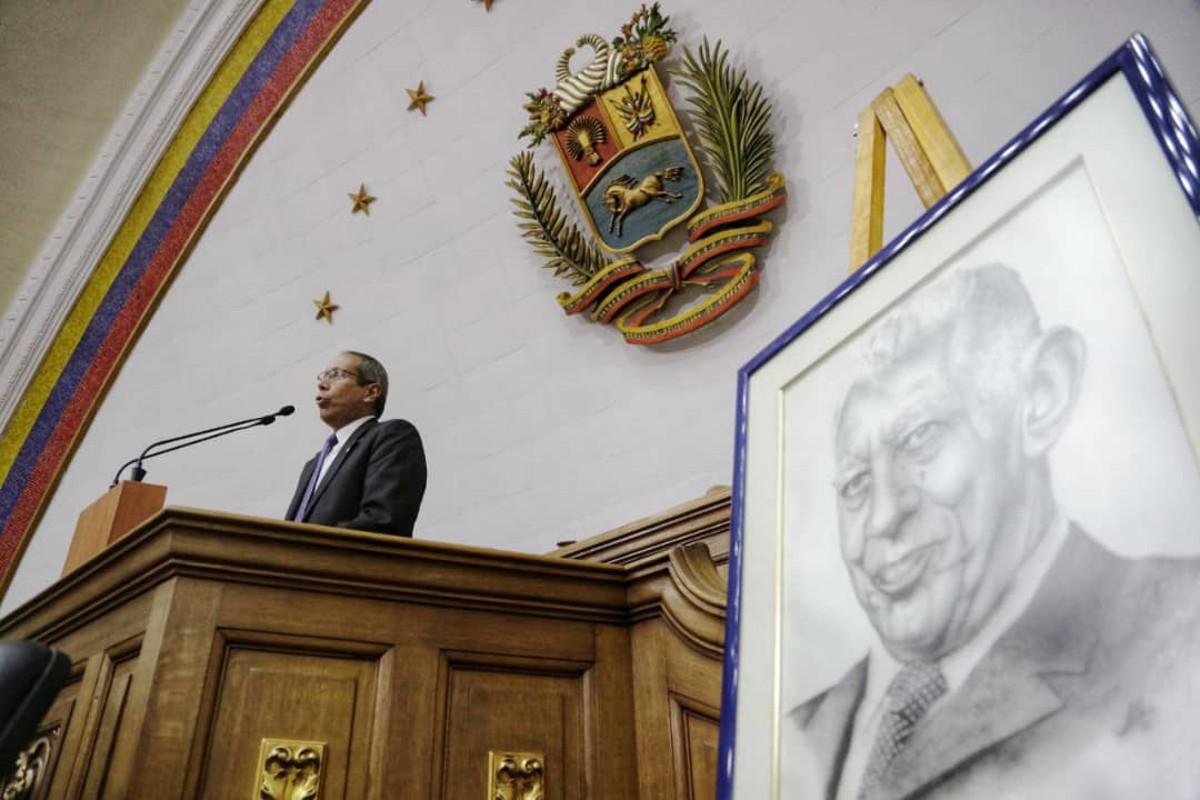 AN aprueba Acuerdo por Aniversario del Natalicio del maestro Luis Beltrán Prieto Figueroa