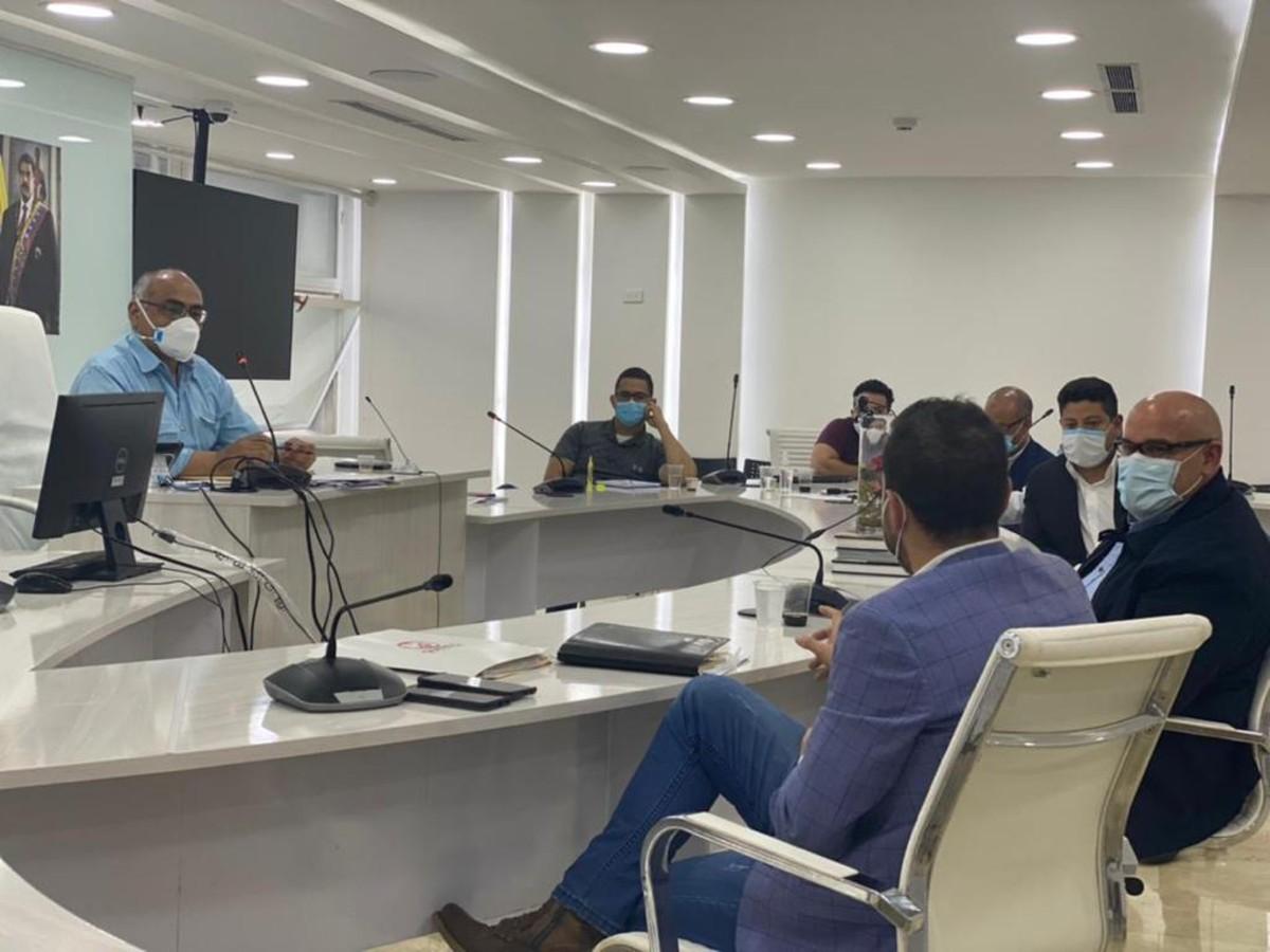 AN y Ministerio de Salud trabajan en alianza para potenciar el sistema sanitario del país