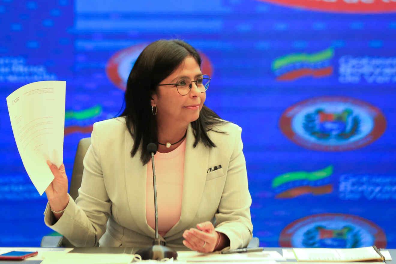 Vicepresidenta Rodríguez participará en la XXI Comisión Mixta Intergubernamental Cuba-Venezuela
