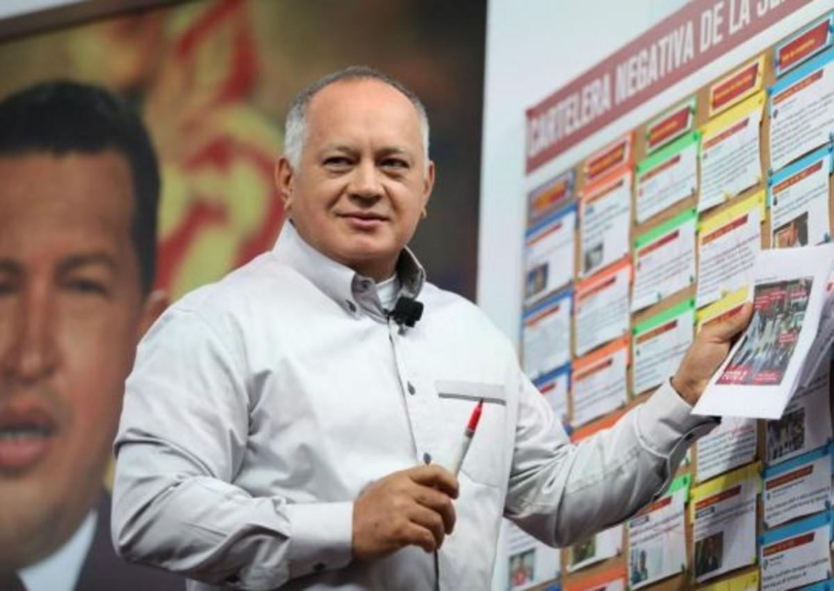 Cabello: Corrupción de Leopoldo López fue ocultada por mafias opositoras de la anterior AN
