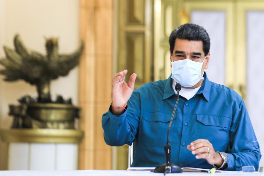 Venezuela entra en cuarentena radical del 8 al 14 de marzo