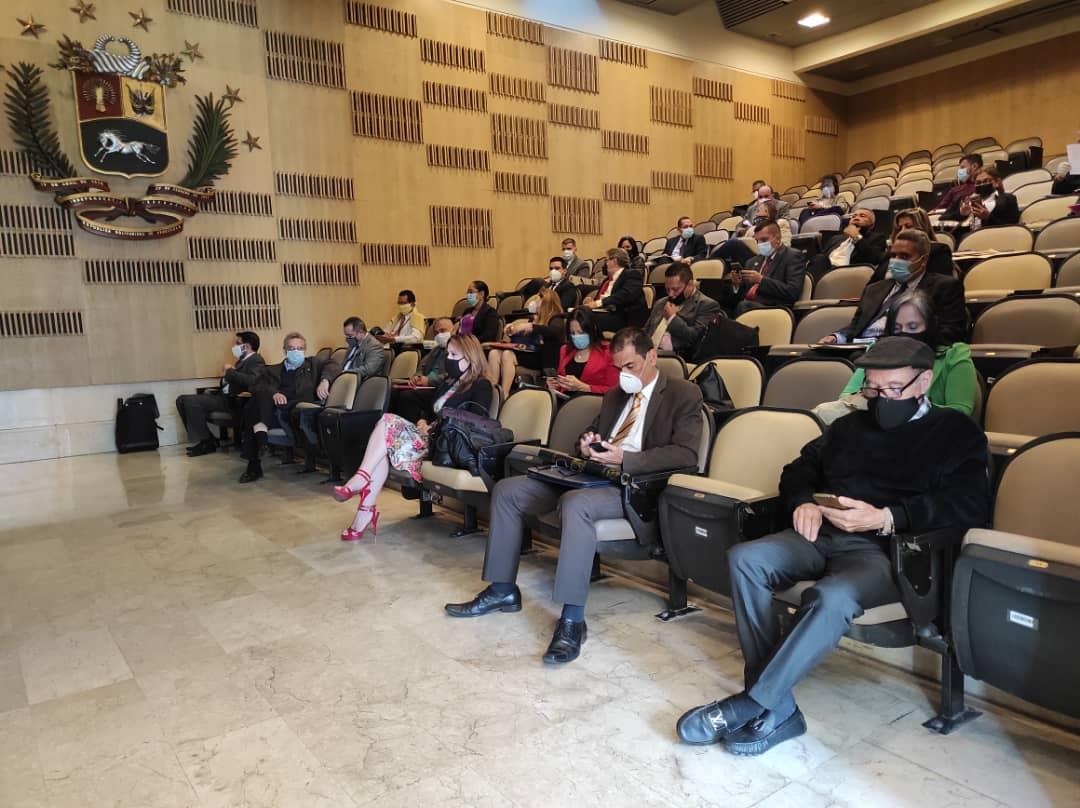 Continúa cronograma de entrevistas a los postulados a rectores del CNE