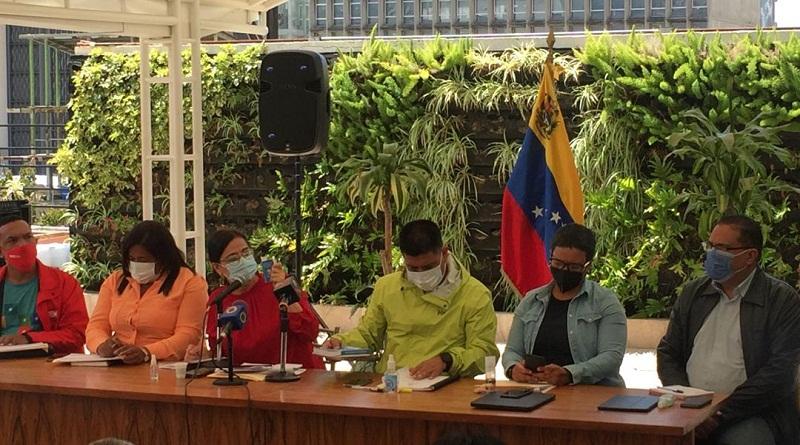 Inicia consulta al pueblo sobre proyecto de Ley de Ciudades Comunales en Caracas