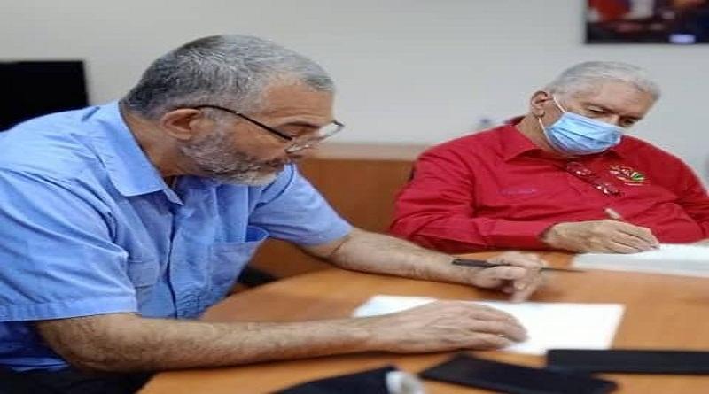 Subcomisión de Diálogo de Aragua arroja balance positivo en su primera jornada con el sector socioproductivo