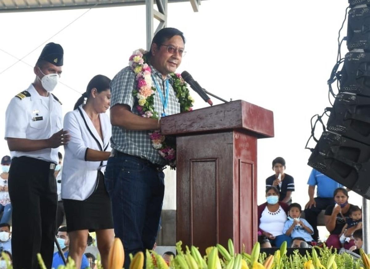 Luis Arce: Chávez abrió el sendero de soberanía y dignidad latinoamericana