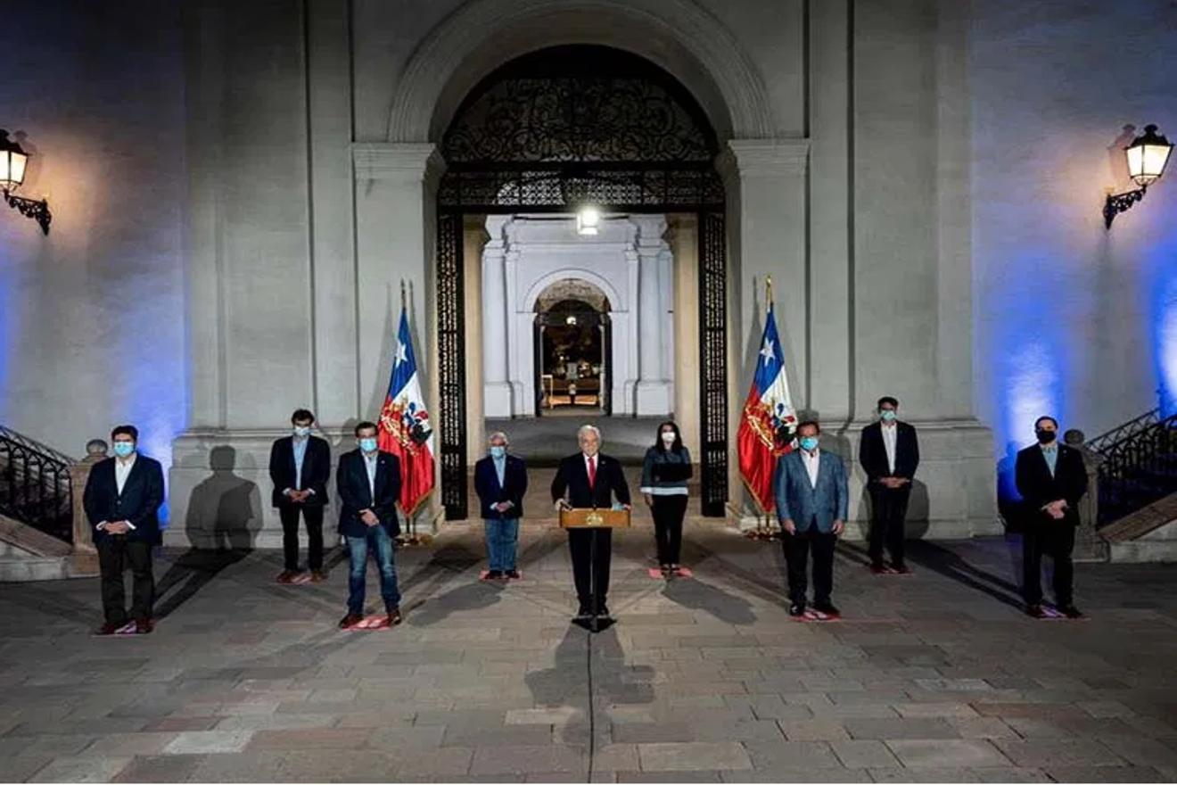 En Chile debaten aplazar comicios a mayo por agravamiento de la pandemia