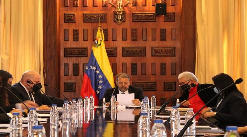 Comisión Permanente de Política Exterior de la AN evaluará legislación sobre servicios consulares