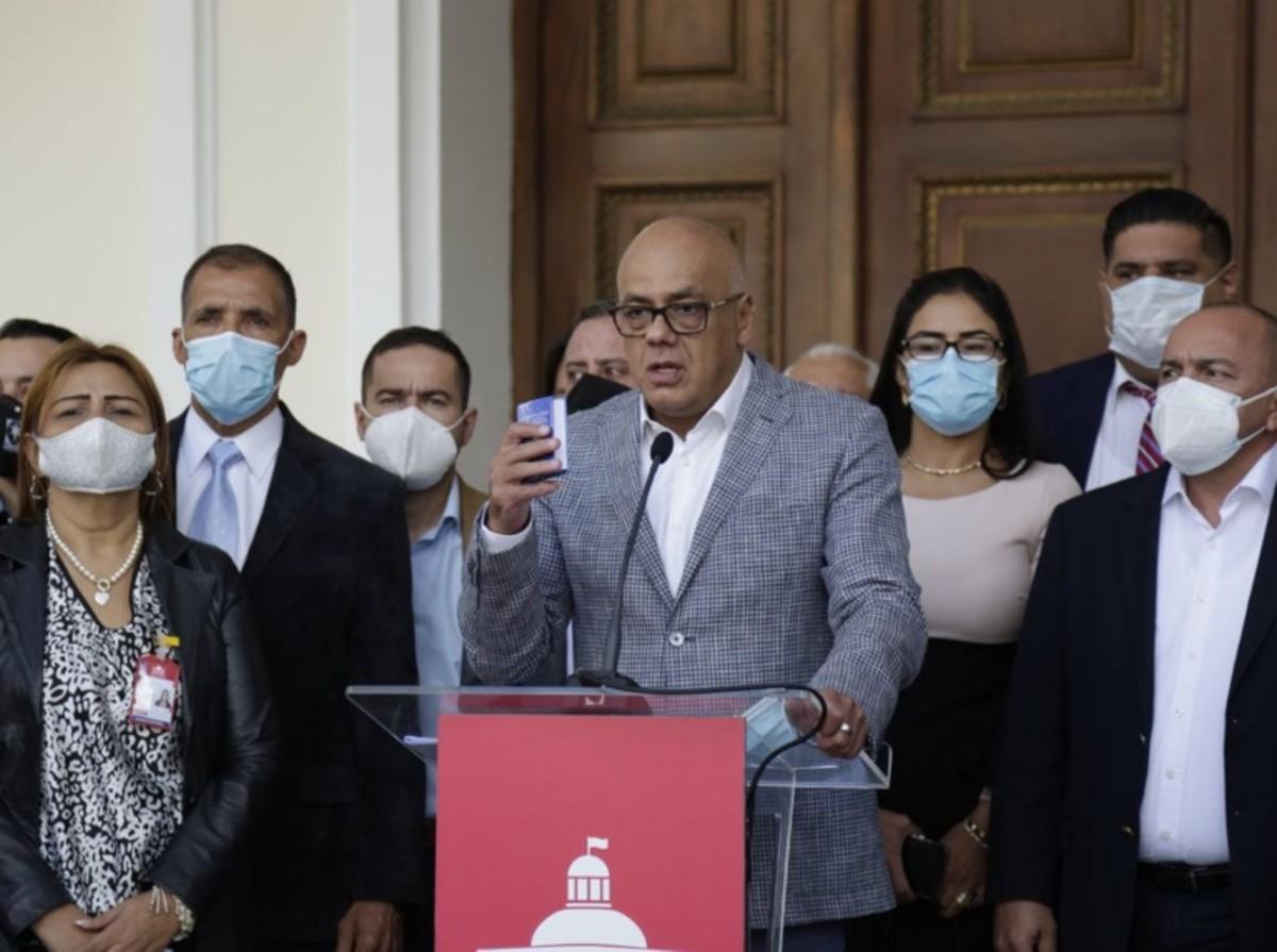 AN y partidos políticos se reunirán cada 15 días para trabajar por la paz de Venezuela