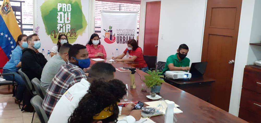 Juventud productiva inicia discusión del Proyecto de Ley Gran Misión Chamba Juvenil
