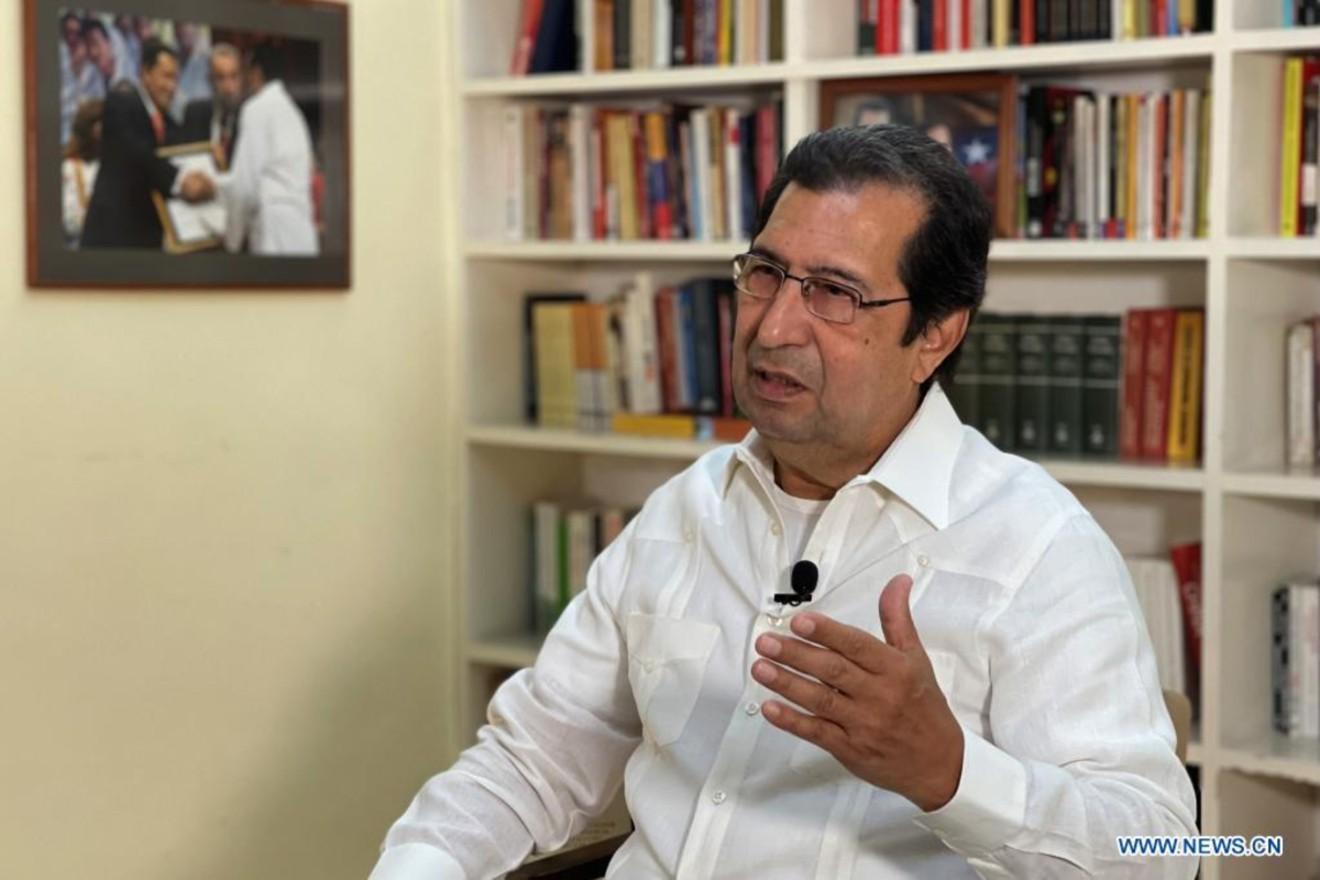 Adán Chávez: PCCh desempeña papel fundamental en desarrollo socioeconómico de China