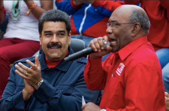 Presidente Maduro: Aristóbulo nos deja su ejemplo, coraje y espíritu incansables e imprescindibles