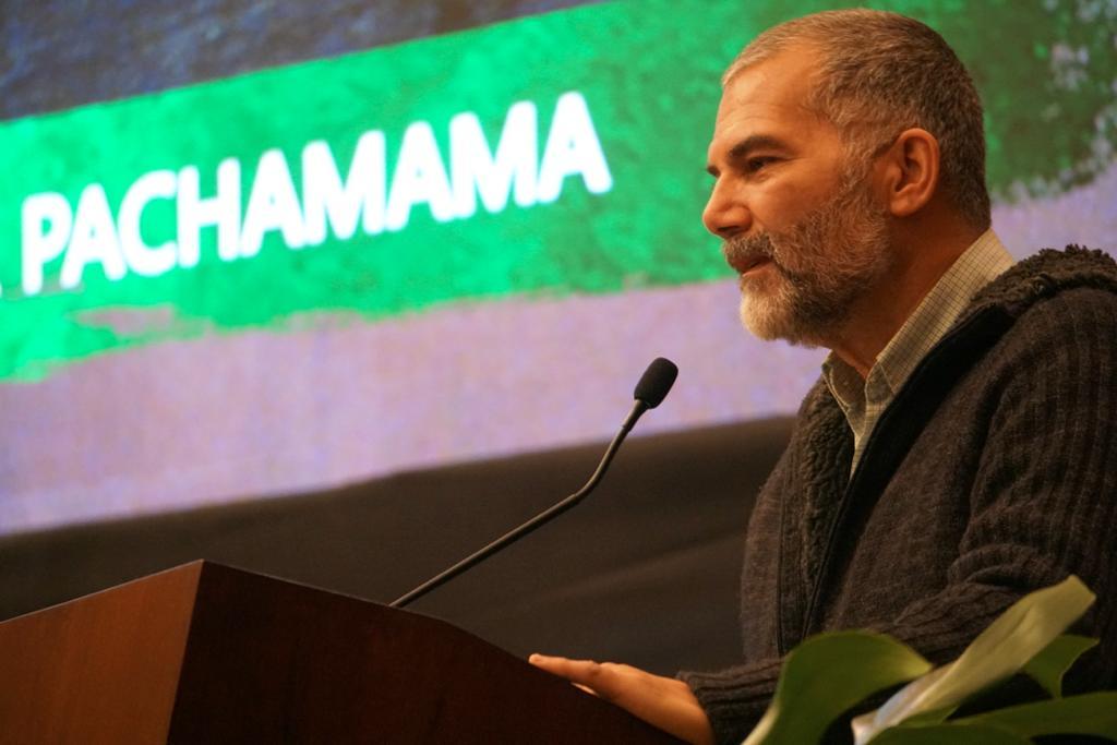 Asamblea Nacional instó a defender la Madre Tierra en foro internacional en Bolivia