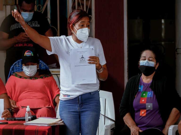 Realizan consulta de la Ley de Ciudades Comunales en Maracaibo