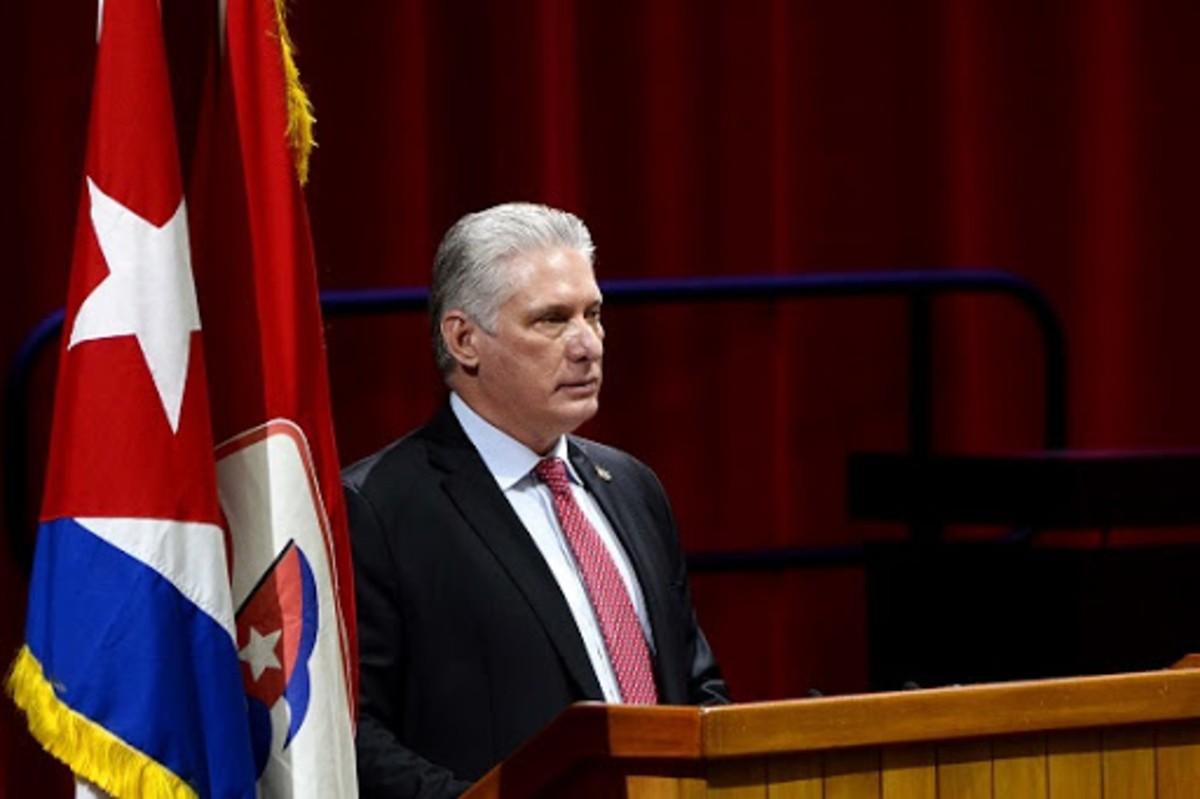 PSUV saluda elección de Miguel Díaz Canel como Primer Secretario del Comité Central del PCC