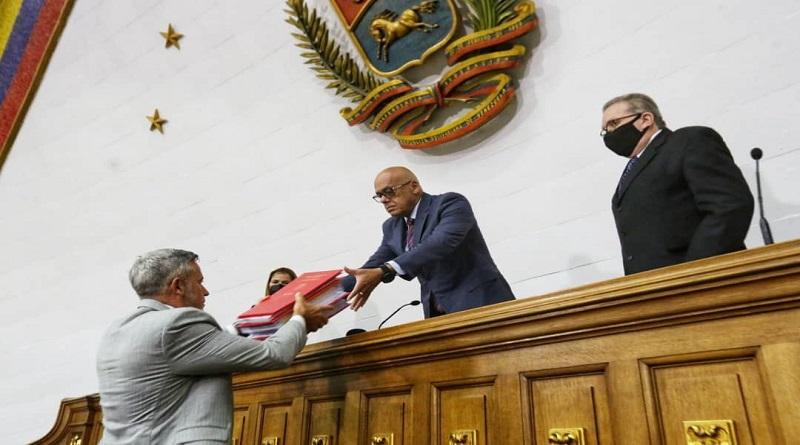 Asamblea Nacional recibió lista de 103 ciudadanos elegibles para designación de rectores del nuevo CNE