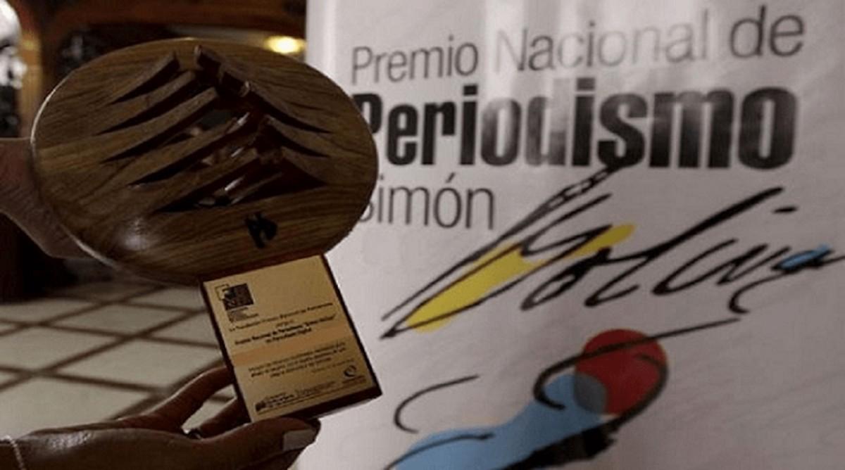 Abierta convocatoria para optar al Premio Nacional de Periodismo Simón Bolívar 2021 en honor a José Vicente Rangel