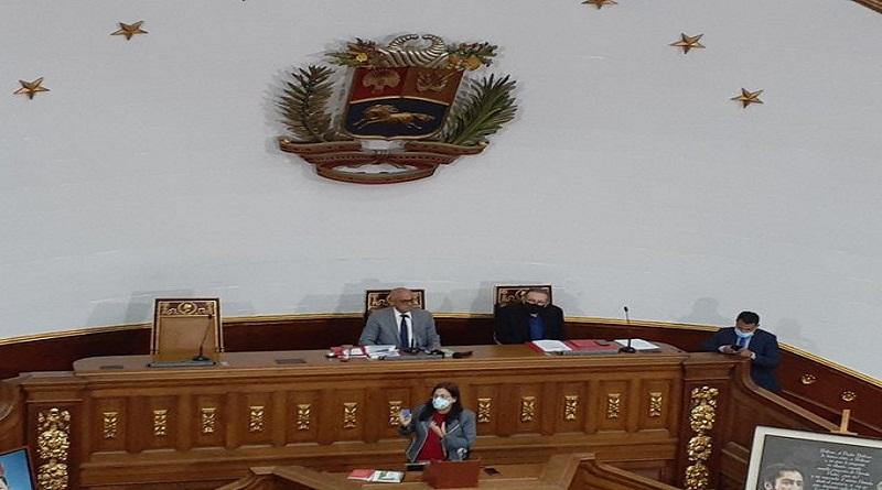 AN aprueba en primera discusión Proyecto de Ley Orgánica del Parlamento Comunal Nacional