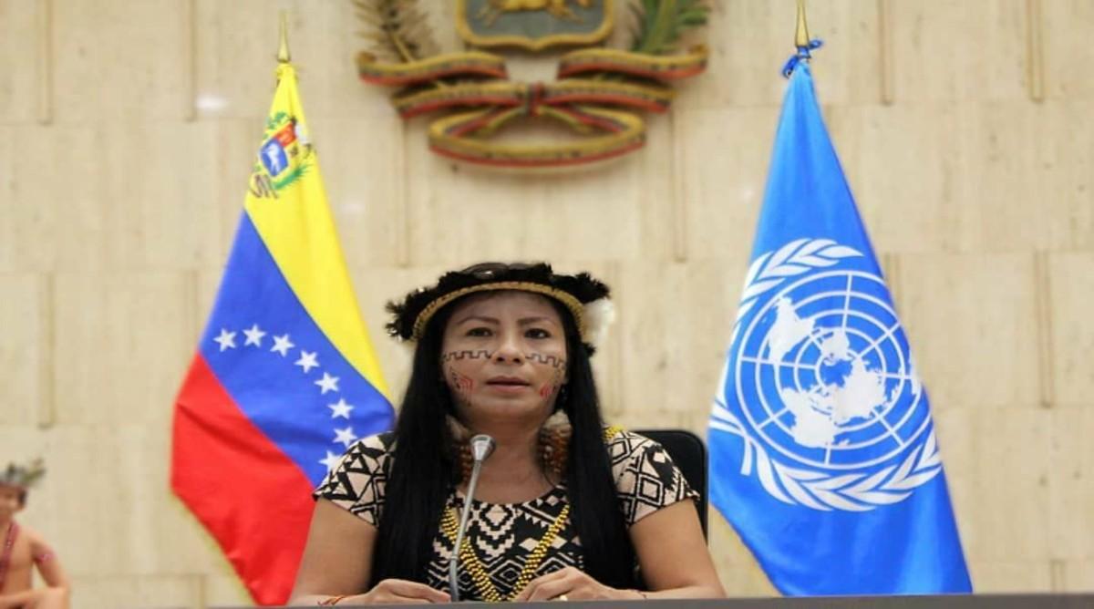 Venezuela ratifica ante la ONU su fiel compromiso de preservar el milenario legado indígena