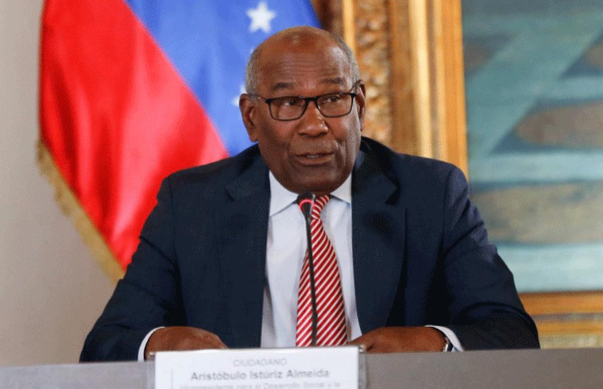 Diputados a la AN lamentan fallecimiento del ministro Aristóbulo Istúriz