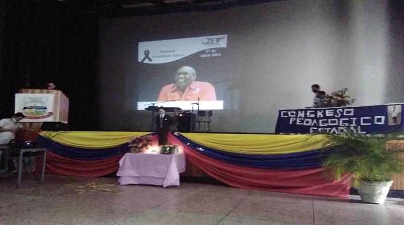 Planteles educativos del país rinden homenaje al profesor Aristóbulo Istúriz