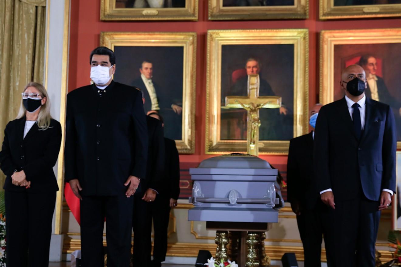 Presidente Maduro: Aristóbulo era un hombre de doctrina y filosofía clara