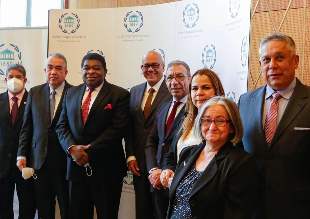 Asamblea Nacional consolida relaciones con la Unión Interparlamentaria